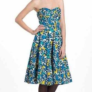 Anthro Girls of Savoy Savory Edith Dress sz 4